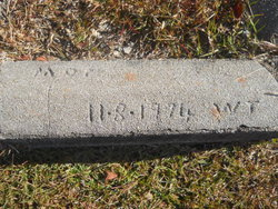 Unmarked Grave T