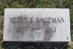 Helen F <I>Coonfare</I> Kaufman