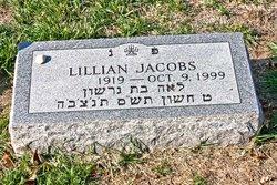 Lillian L Jacobs