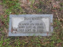 Aliyana Joy Nolan