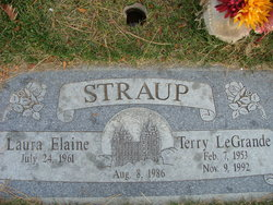 Terry LeGrande Straup