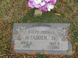 Ralph Thomas McFadden, Jr