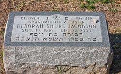 Deborah <I>Shure</I> Jacobson