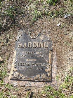 Ernest Ira Harding