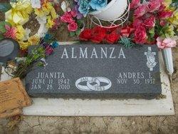 Juanita <I>Vargas</I> Almanza
