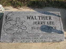 Jerry Lee Walther