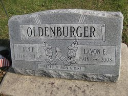 Benjamin F. Oldenburger