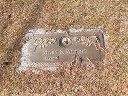 Mary S Wright