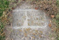 Willie Christian