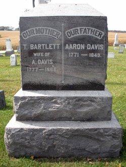 T <I>Bartlett</I> Davis