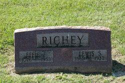 Effie E. <I>Frey</I> Richey