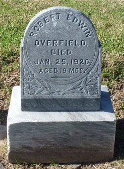 Robert Edwin Overfield
