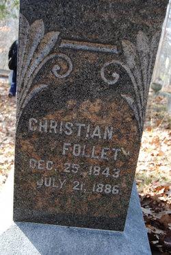 Christian Follett