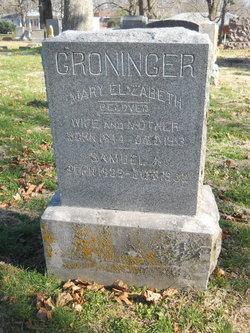 Mary Elizabeth Groninger