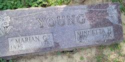 Minnetta Hazel Young