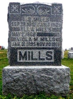 Ella M. Mills