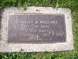 PFC Stanley A. Weglarz