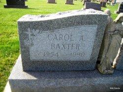 Carol A Baxter