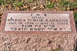 Marika Torok Karbank