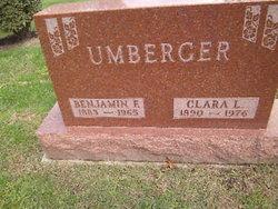 Clara L. <I>Huffer</I> Umberger
