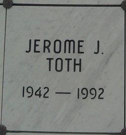Jerome J Toth