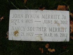 Nancy <I>Souther</I> Merritt