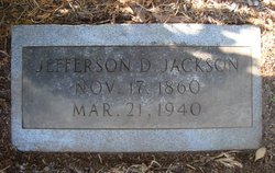 Jefferson Davis Jackson