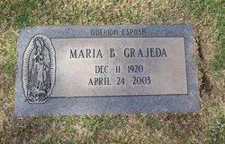 Maria <I>Burrola</I> Grajeda