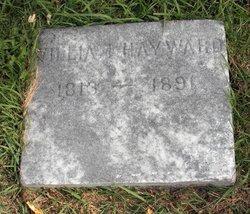 William Hayward