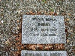 Sylvia Mary Burry