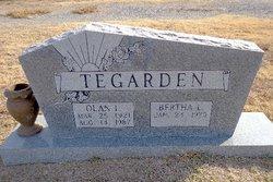 Olan I Tegarden
