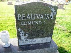 Edmund L Beauvais