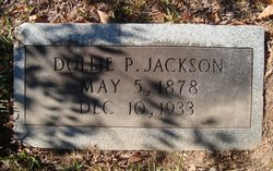 Dollie <I>Paullin</I> Jackson