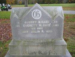 Albert D Gage