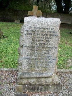 John George Barlow Burry