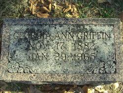Georgia Ann Griffin
