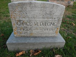 Grace Marie <I>Martin</I> DeLong