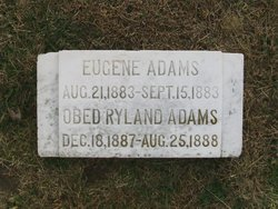Obed Ryland Adams