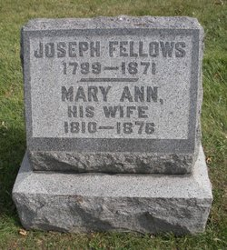 Mary Ann Fellows