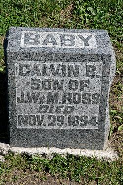 Calvin B. Ross