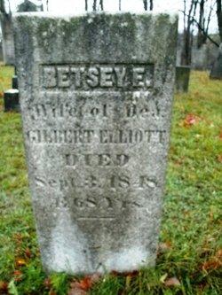 Betsey E Elliott