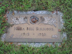 Nora Bell Simmons