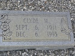 Clyde Middleton Daniell