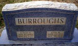 Esta M Burroughs