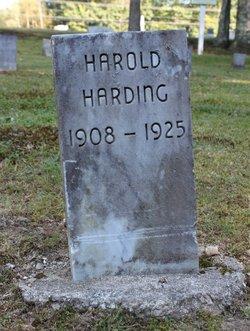 Harold Harding