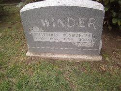 Rose Zetta Winder