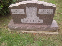 Clara Baxter