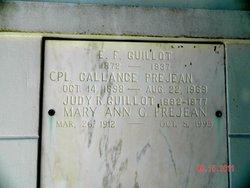 Mary  Ann Guillot Prejean