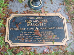 "Don Michael ""Big Mike"" Murphy"