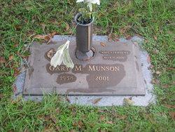 Gary M Munson